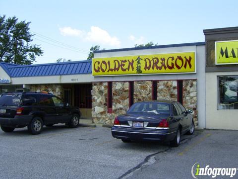 Golden Dragon Restaurant, Cleveland OH