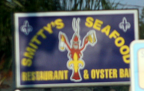 Smitty's Seafood, Kenner LA