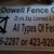 McDowell Fence Co