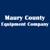 Maury County Equipment Company, Inc.