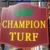 Champion Turf Parts