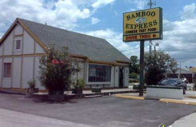 Bamboo Express - Tampa, FL