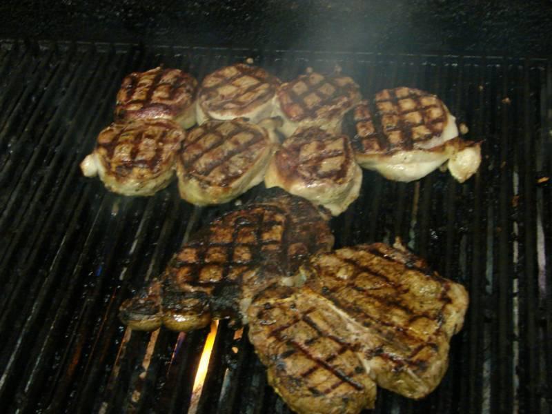 Side Porch Steak House, Memphis TN