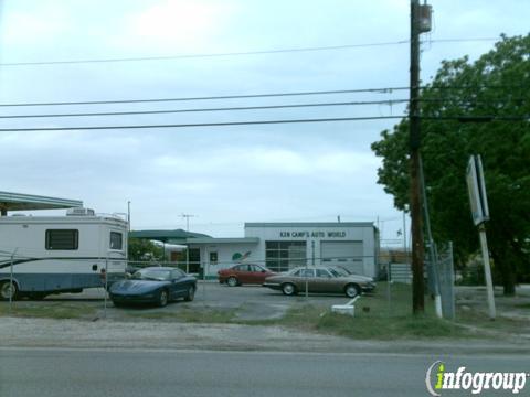 Ken Camp's Auto World, San Antonio TX