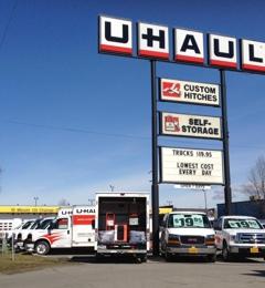 U-Haul Moving & Storage of Anchorage - Anchorage, AK