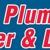 Rice Plumbing Sewer & Drain Service