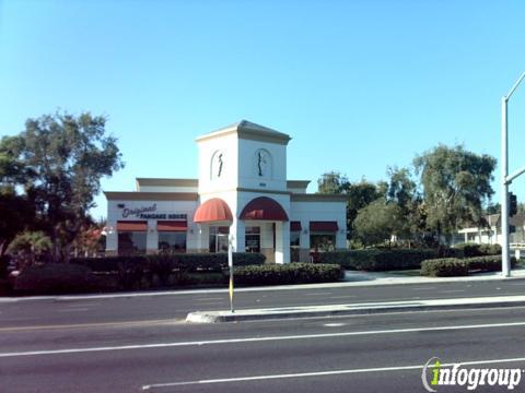 The Original Pancake House, Yorba Linda CA