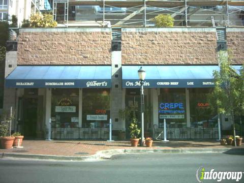Gilbert's Main Street Bagel Deli, Bellevue WA