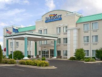 Baymont Inn & Suites, Evansville IN