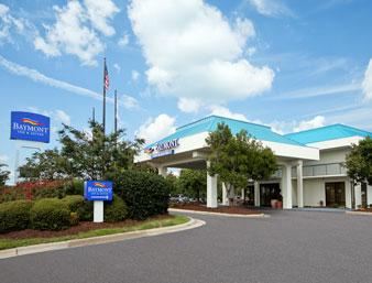 Baymont Inn & Suites/Camp Lejeune, Jacksonville NC