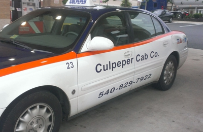 Culpeper Cab Co - Bealeton, VA