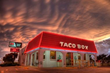 Taco Box, Portales NM