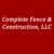 Complete Fence & Construction, LLC