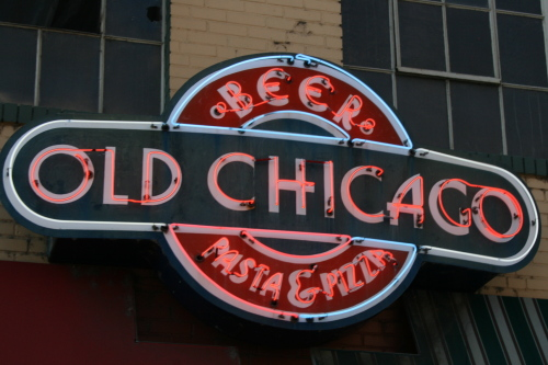 Old Chicago Pasta & Pizza, Madison WI
