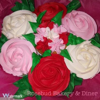 Rosebud Bakery, West Jefferson NC