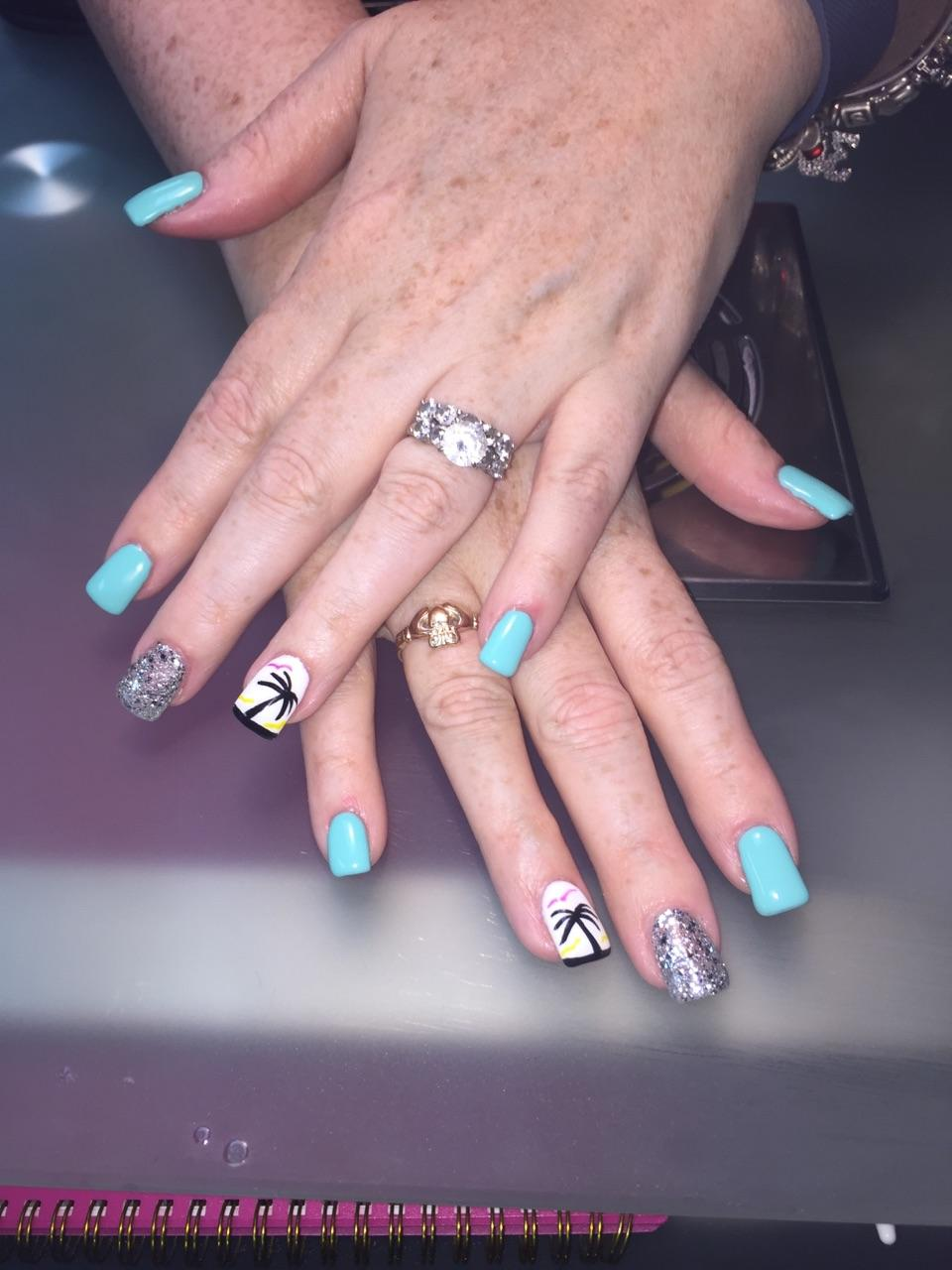 BLISS NAILS AND SALON, Belford NJ