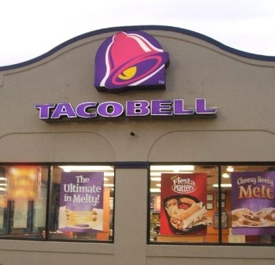Taco Bell, Marcus Hook PA