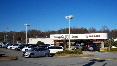 Spartanburg Chrysler Dodge Jeep, Spartanburg SC