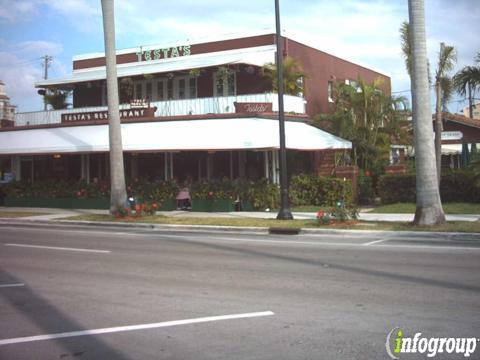 Testa 39 S Restaurant Palm Beach Fl 33480