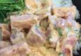 Fish King - Glendale, CA. Tuna Hoke Bowl (spicy)