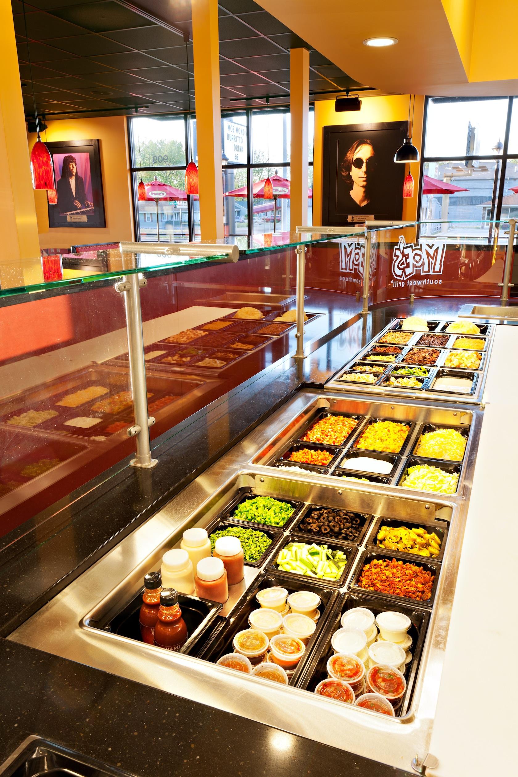 Moe's Southwest Grill, Greenvale NY