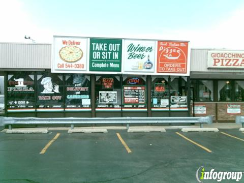 Gioacchino's Restaurant and Pizza, Bellwood IL