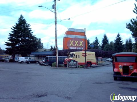 XXX Rootbeer Drive-In, Issaquah WA