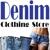 Denim Clothing Store - CLOSED