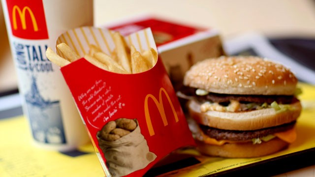 McDonald's, Rocky Mount VA