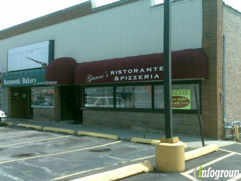 Gianni's Ristorante & Pizzeria, Franklin Park IL