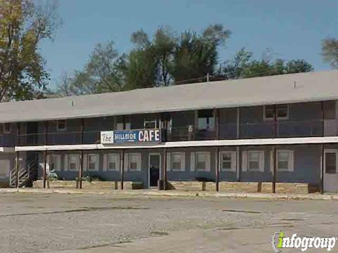 Hillside Motel, Bellevue NE