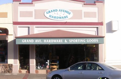 Grand Ave Hardware - South San Francisco, CA