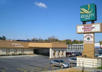 Quality Inn Finger Lakes Region, Newark NY