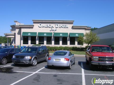 Omega Diner & Cafe, North Brunswick NJ