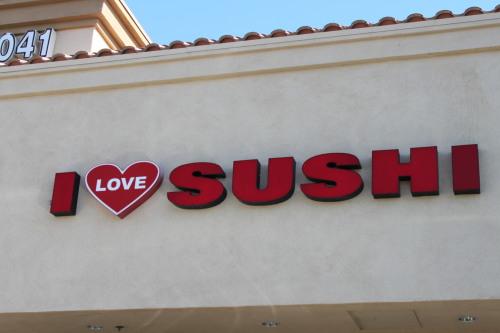 I Love Sushi, Henderson NV