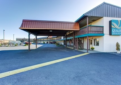 Quality Inn & Suites, Goldendale WA