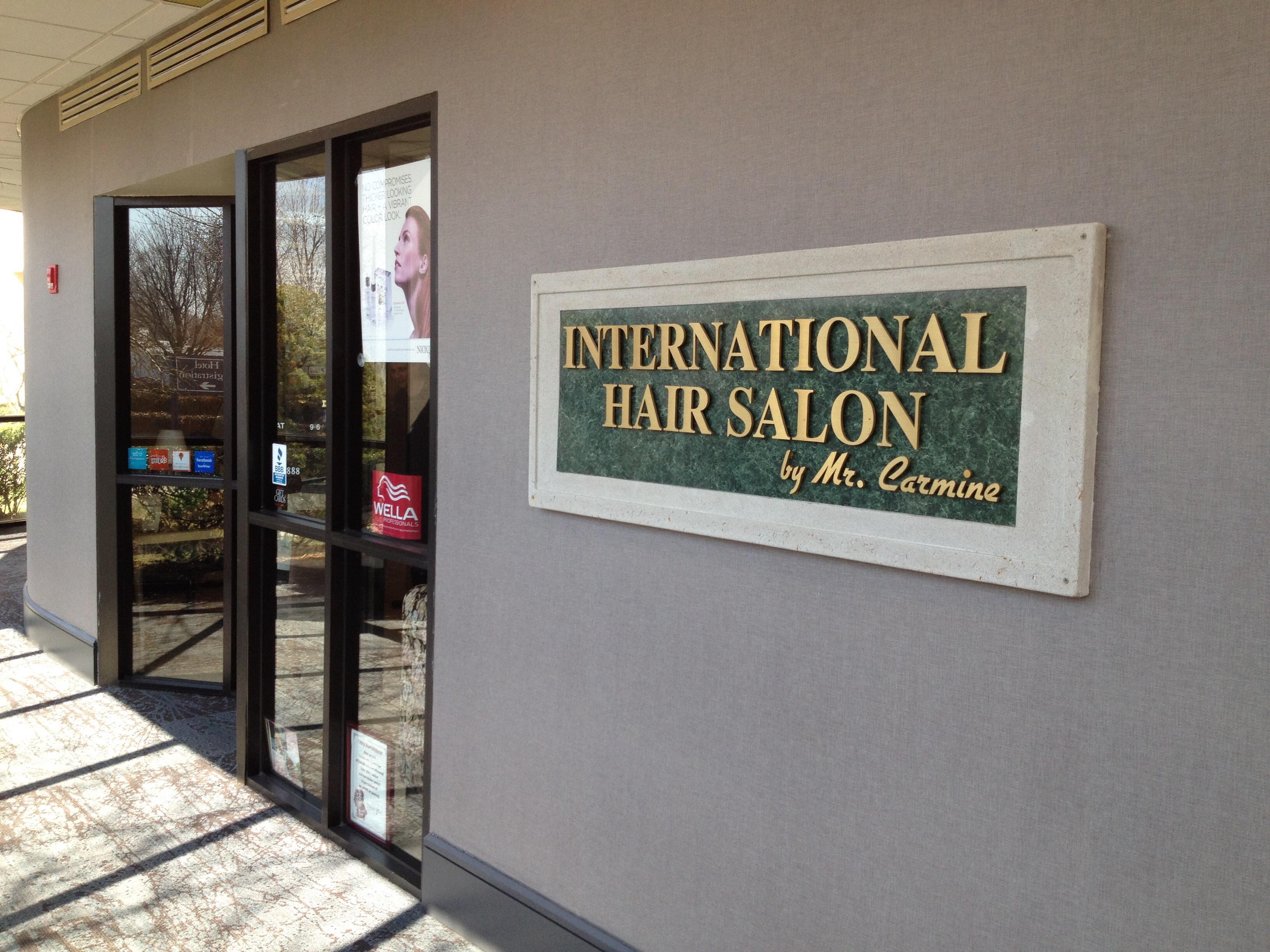 International Hair Salon By Mr. Carmine, Stamford CT
