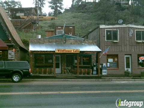 Wildflower Cafe, Evergreen CO