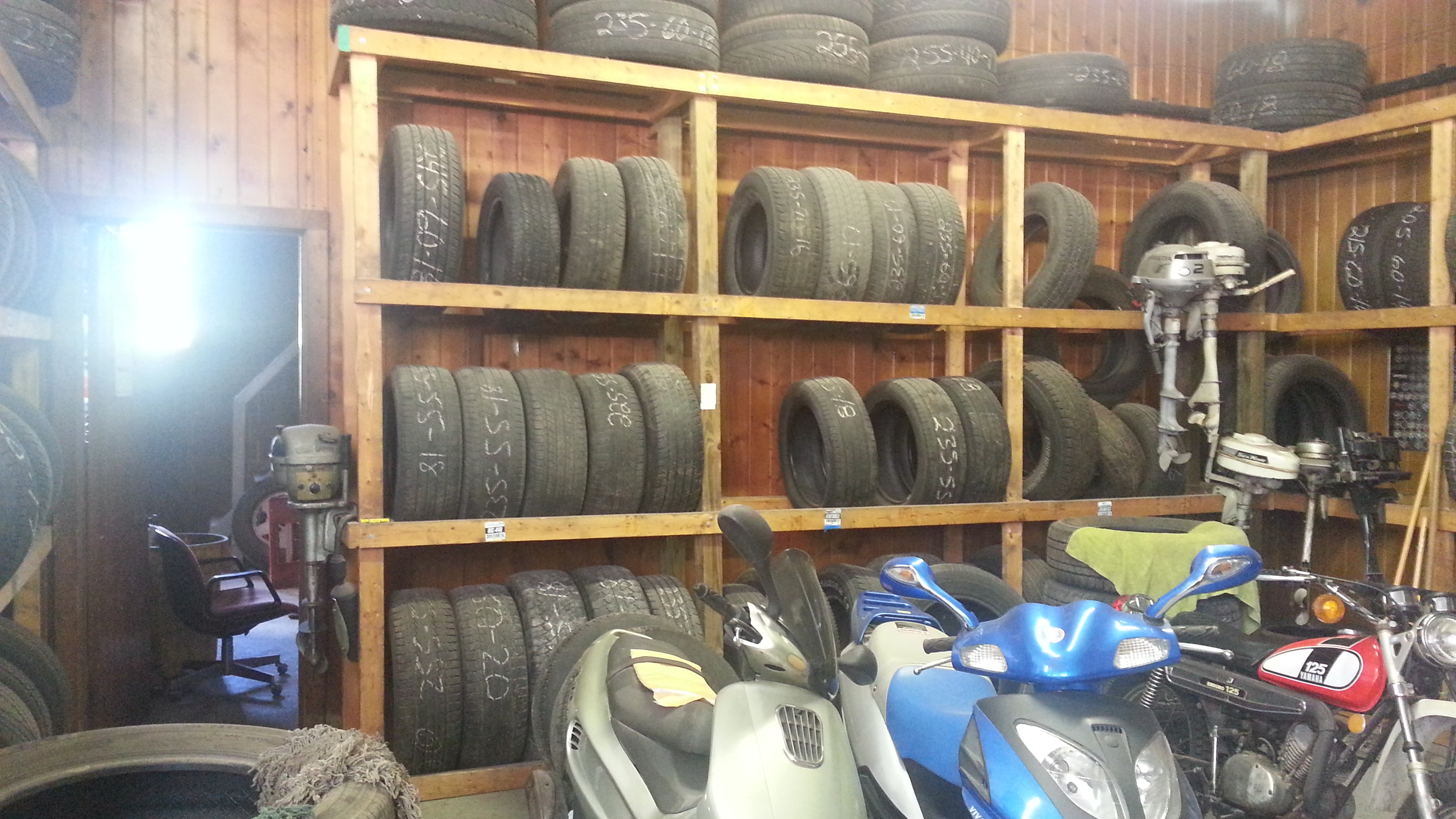 Fremont Tire & Cycle, Galesburg IL
