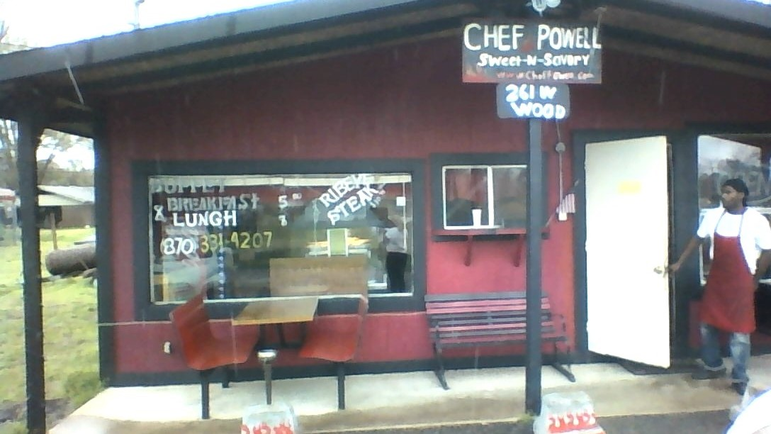 Chef Powell's Sweet and Savory, Ashdown AR