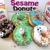 Sesame Donuts