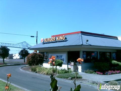 Burger King, Astoria OR