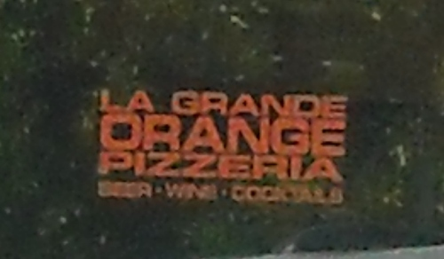 La Grande Orange Pizzeria, Phoenix AZ