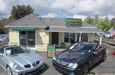 Nohr's Auto Brokers - Walnut Creek, CA