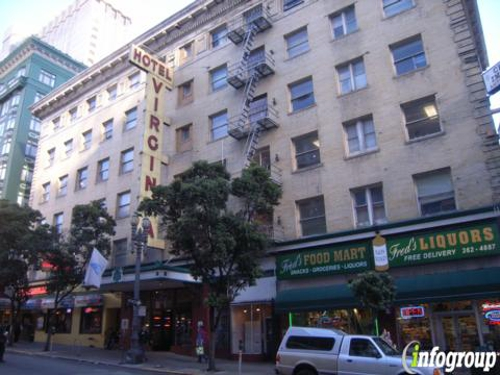 American Youth Hostels - San Francisco, CA