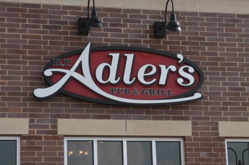 RP Adler's Pub & Grill, Madison WI