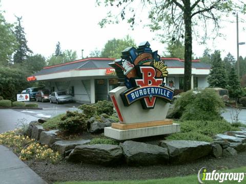 Burgerville, West Linn OR