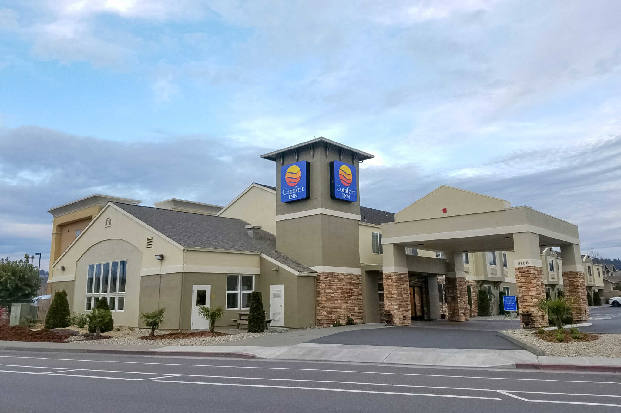 Comfort Inn Arcata - Humboldt Area, Arcata CA