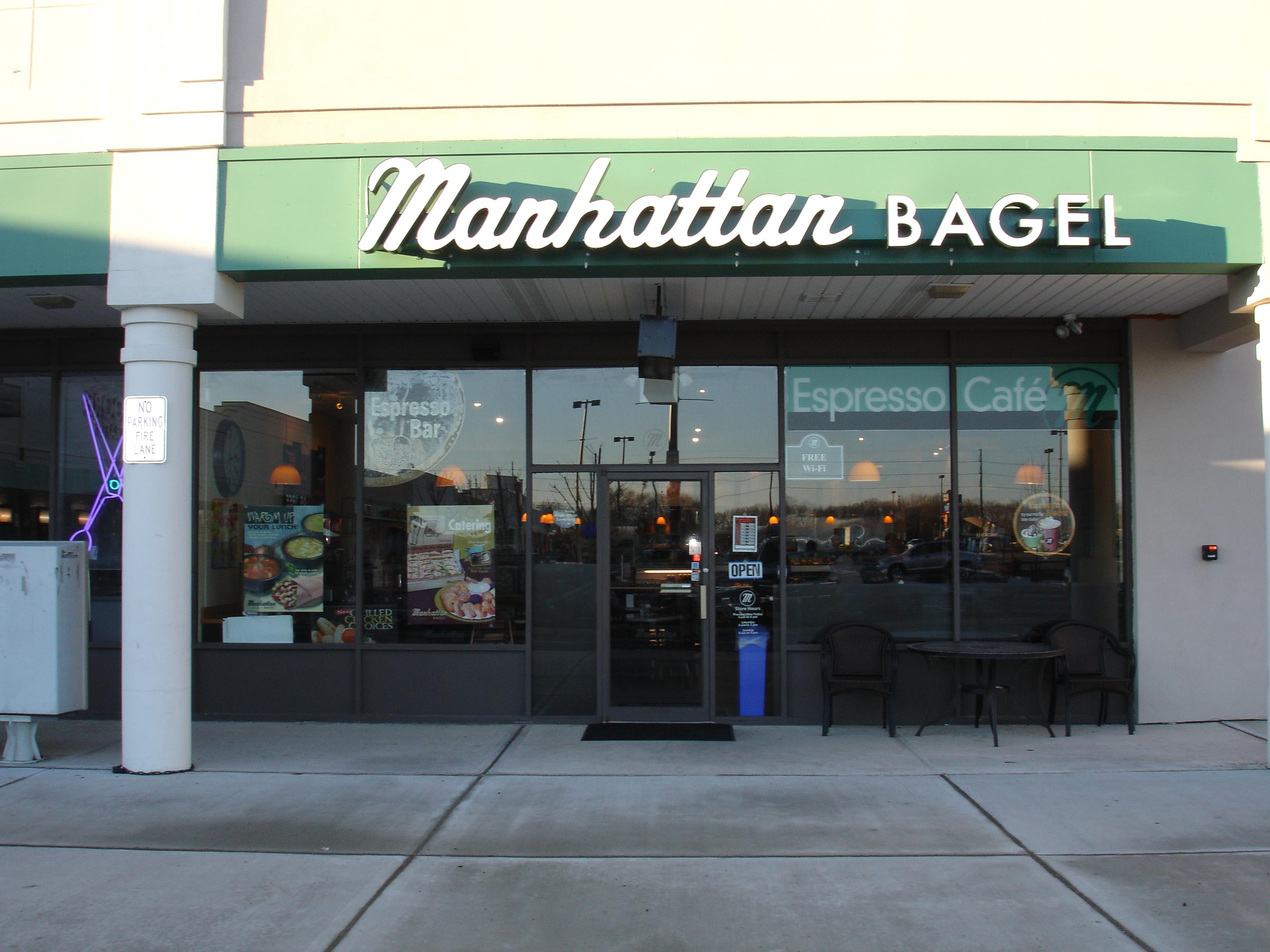 Manhattan Bagel, Manahawkin NJ