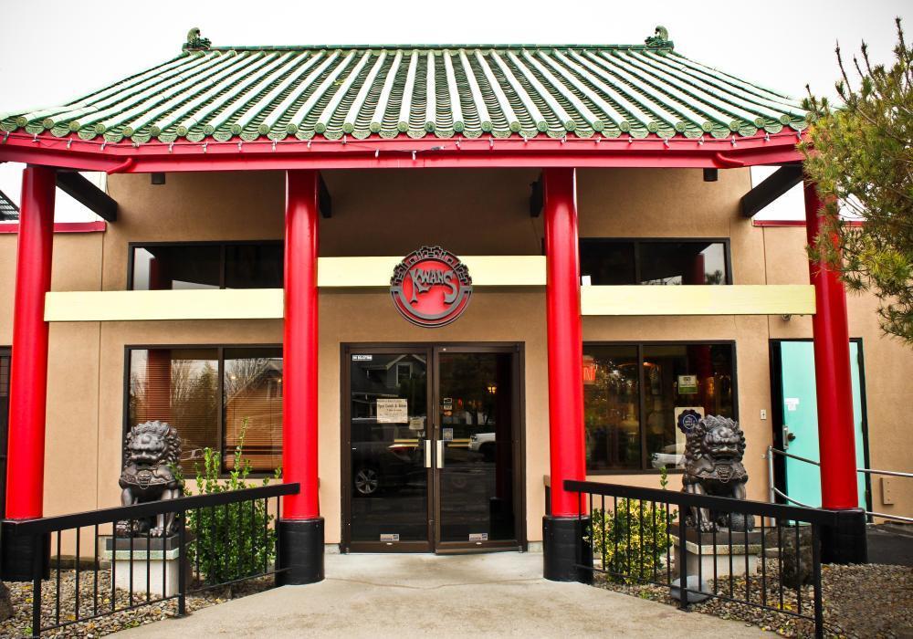 Kwan's Cuisine, Salem OR